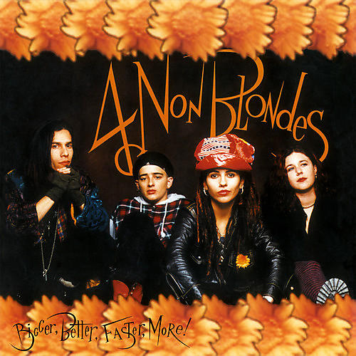 Alliance 4 Non Blondes - Bigger Better Faster More!