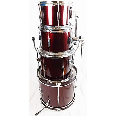 Rogue 4 PIECE + HARDWARE Drum Kit