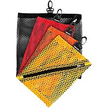Vaultz 4 Pack Mesh Bags Assorted Colors