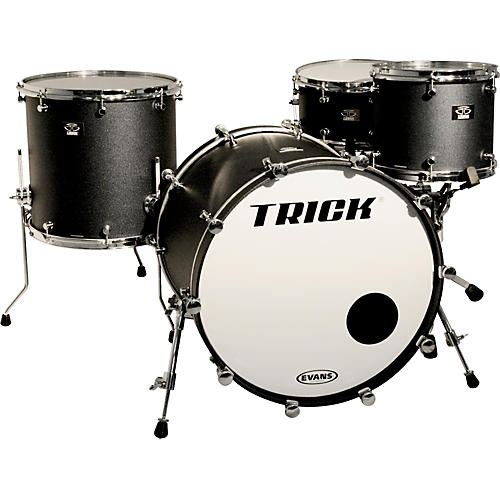 Trick Drums 4-Piece AL13 Tour Shell Pack