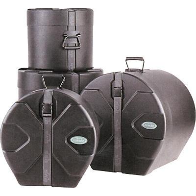 SKB 4 Piece Drum Case Set