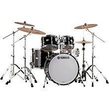 4-Piece Recording Custom Shell Pack Solid Black