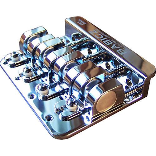 Full Contact Hardware 4-String Fender-Style Bass Bridge