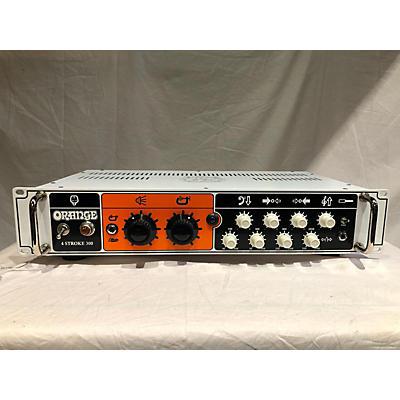 Orange Amplifiers 4 Stroke 300 Bass Amp Head