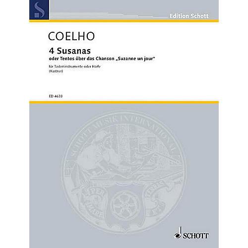 Schott 4 Susanas Schott Series