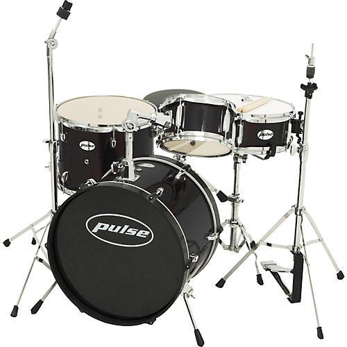 Pulse 4-piece Junior Drum Set