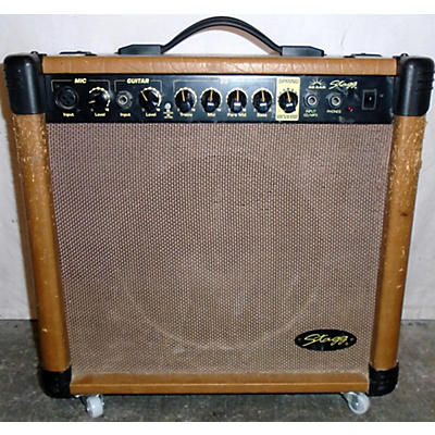 Stagg 40 AAR Acoustic Guitar Combo Amp