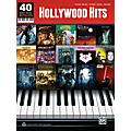 Alfred 40 Sheet Music Bestsellers: Hollywood Hits Book thumbnail