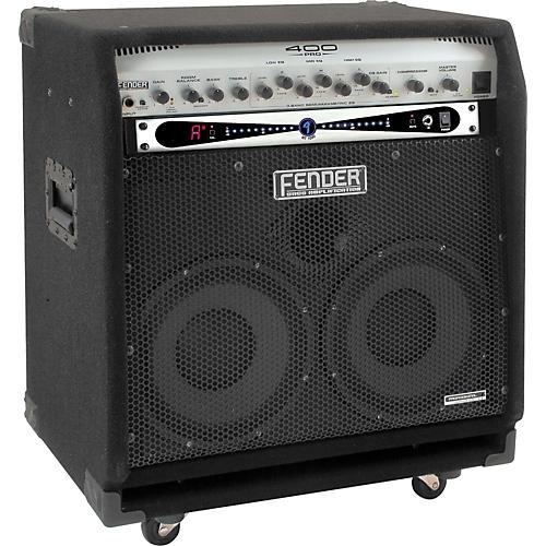 400 PRO Bass Combo Amp
