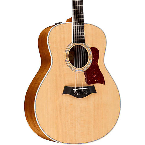 Taylor 400 Series 458e Grand Orchestra 12-String Acoustic-Electric Guitar 2016
