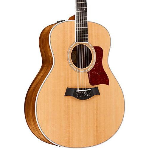 Taylor 400 Series 458e Grand Orchestra 12-String Acoustic-Electric Guitar 2017