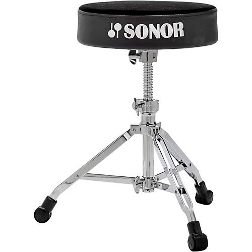Sonor 4000 Series Drum Throne Black Velour