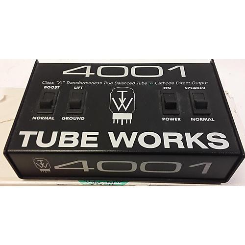 Tubeworks 4001 DI BOX Direct Box