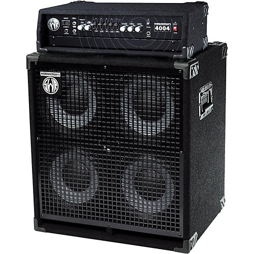 SWR 4004 Head and 4x10T Stack Package