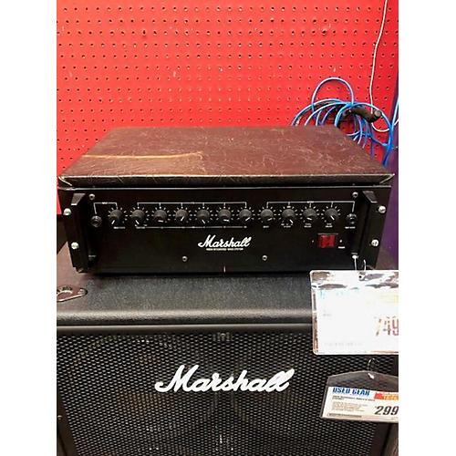 Marshall 400W INTEGRATED Tube Bass Amp Head