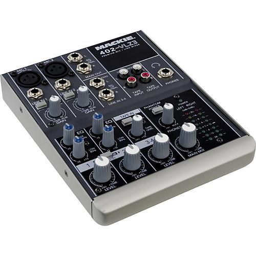 Mackie 402-VLZ3 Compact Audio Mixer | Musician's Friend