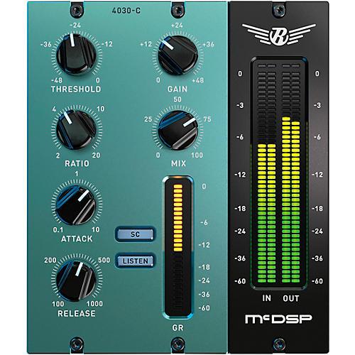 McDSP 4030 Retro Compressor Native v6 Software Download