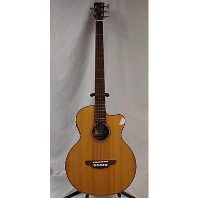 Alvarez 4075 Fusion 5str Acoustic Bass Guitar