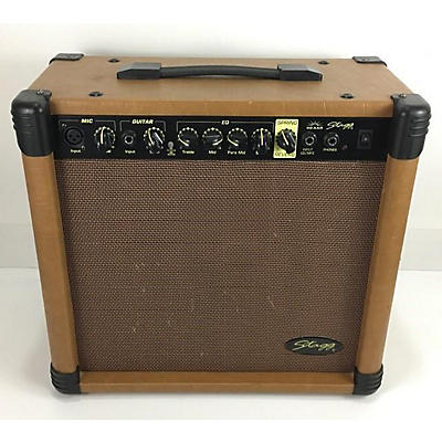 Stagg 40AAR Acoustic Guitar Combo Amp