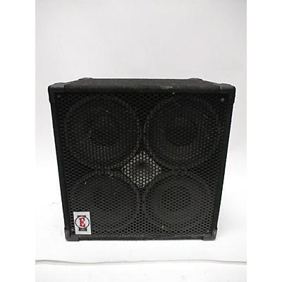 Eden 410 Bass Cabinet