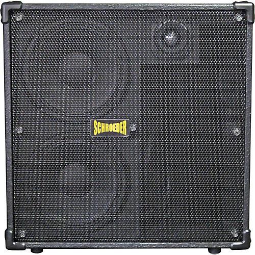 Schroeder 410 Light Bass Cabinet 4 Ohm