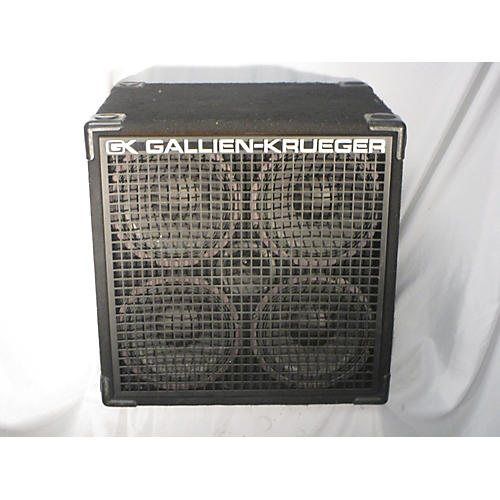 Gallien-Krueger 410-SBX Bass Cabinet
