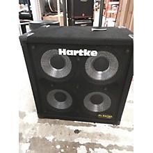 Hartke 410XL 4x10 Bass Cabinet Bass Cabinet