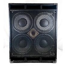 Eden 410XLT 8Ohm 4x10 Bass Cabinet