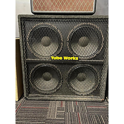 Tubeworks 412 Bass Cabinet