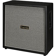 Open BoxFriedman 412 Checked 170W 4x12 with Celestion Vintage 30 and Greenback Speakers