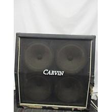 Carvin 412 Guitar Cab Guitar Cabinet
