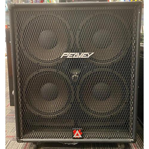 412 TVX Bass Cabinet