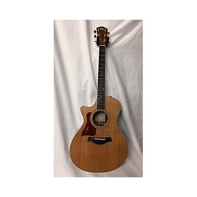 Taylor 412CE-LTD Left Handed Acoustic Electric Guitar
