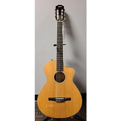 Taylor 412CE-LTD Nylon Classical Acoustic Electric Guitar