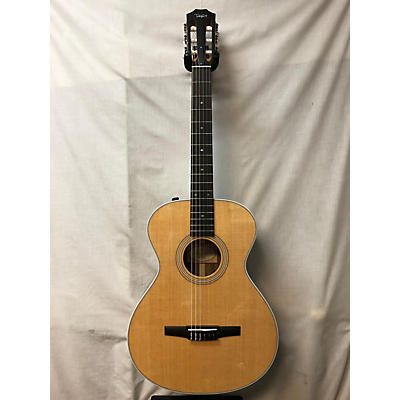 Taylor 412CEN Classical Acoustic Electric Guitar