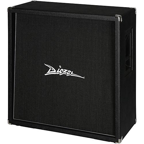 Diezel 412RV 280W 4x12 Rear Loaded Guitar Amplifier Cabinet Black