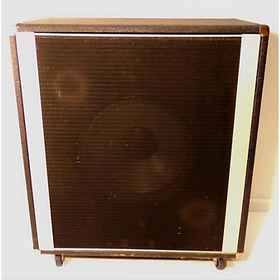 Peavey 412S Guitar Enclosure Bass Cabinet