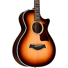 Taylor 412ce 12-Fret Special Edition Grand Concert Acoustic-Electric Guitar