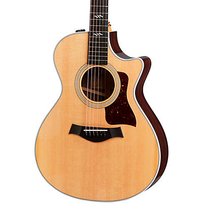 Taylor 412ce-R V-Class Grand Concert Acoustic-Electric Guitar
