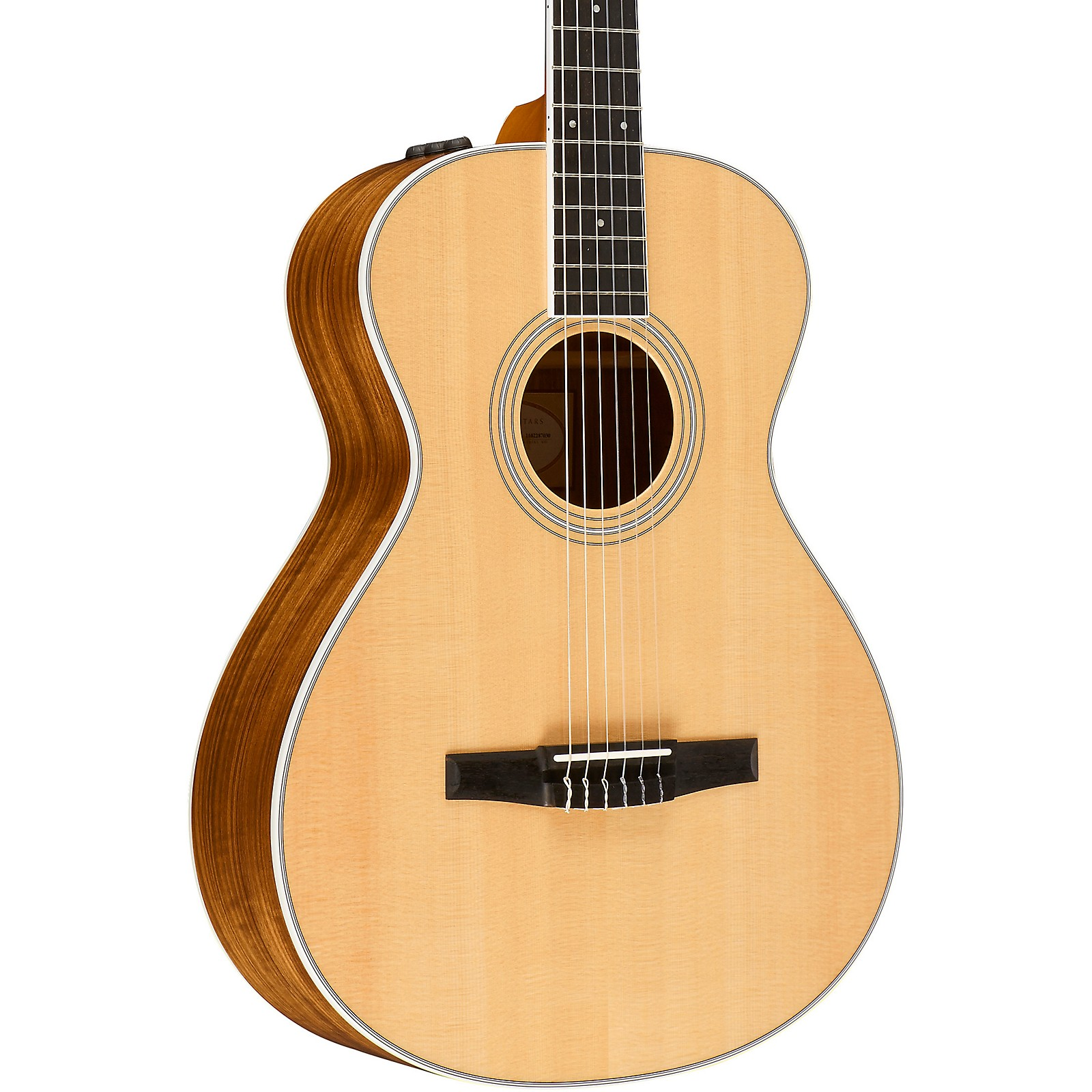 Taylor 412e-N Grand Concert Nylon String Acoustic-Electric Guitar