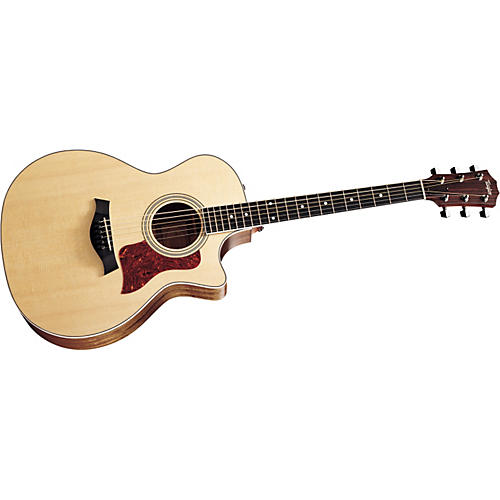 Taylor 414-CE Grand Auditorium Cutaway Acoustic-Electric Guitar (2011 Model)
