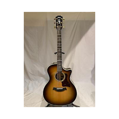 Taylor 414CER V-Class Acoustic Electric Guitar