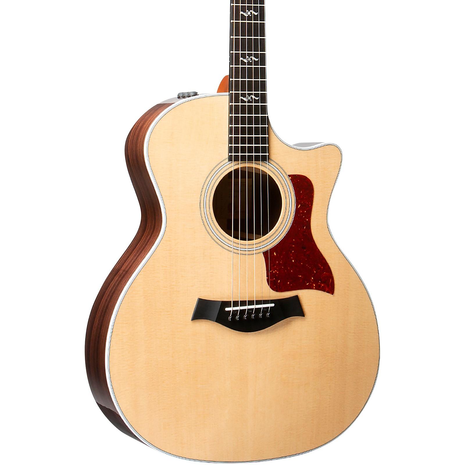 Taylor 414ce-R V-Class Grand Auditorium Acoustic-Electric Guitar