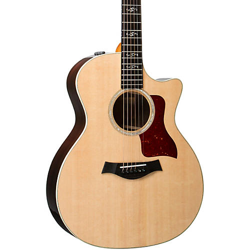 Taylor 414ce V-Class Special Edition Grand Auditorium Acoustic-Electric Guitar Natural
