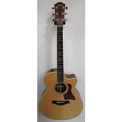 Taylor 416CER Acoustic Electric Guitar
