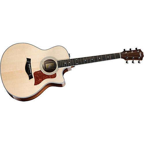 Taylor 416ce-LTD-R Acoustic-Electric Guitar