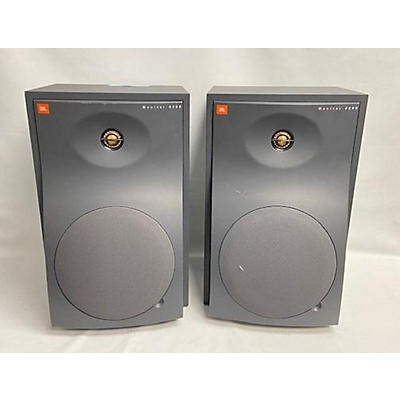 JBL 4208 PAIR Unpowered Speaker