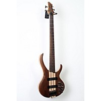 Used Ibanez Btb675 Btb 5-String Electric Bass Guitar Flat Natural 190839032782