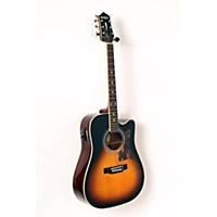 Used Epiphone Masterbilt Dr-500Mce Acoustic-Electric Guitar Vintage Sunburst 888365916880