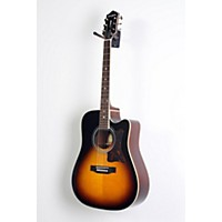 Used Epiphone Masterbilt Dr-500Mce Acoustic-Electric Guitar Vintage Sunburst 190839050854
